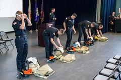 180613_NCC Fire Fighter Academy Commencement_042 (Sierra College) Tags: 2018commencement davidblanchardphotographer firefighteracademy ncc firstclass class182
