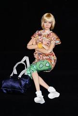 DSC02103f (Telasio86) Tags: barbie fashionista 12 16 custom doll figure ooak bash blonde toy made move