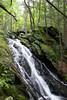 Dan on Waterfall (bellemarematt) Tags: outdoor nature landscape dan connecticut ct watertown mattatuck trail forest waterfall river