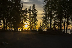 IMG_9446 (harri.hedman) Tags: tampere rauhaniemi harri hedman canon g1x sun eveningsun sunset auringonlasku