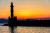 Chania, Crete (Kevin R Thornton) Tags: d90 nikon sunset travel chania architecture mediterranean greece crete lighthouse harbour landscape creteregion gr