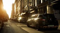 Clio (Thomas_982) Tags: cars auto renault clio rs paris city street sun outdoor ps3 gran turismo sport ps4 france