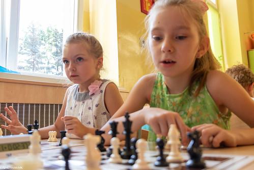 X Szachowe Mistrzostwa Przedszkola Miejskiego Nr 6-24
