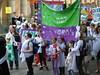 Suffragette Centenary March Edinburgh 2018 (94) (Royan@Flickr) Tags: suffragettes suffrage womens march procession demonstration social political union vote centenary edinburgh 2018