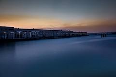 Night water dream - San Francisco - 5 (Carandoom) Tags: 2018 san francisco water night long exposure sky sony rx10m4