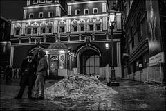 1_DSC7148 (dmitryzhkov) Tags: russia moscow documentary street life human lowlight night monochrome reportage social public urban city photojournalism streetphotography people bw nightphotography dmitryryzhkov blackandwhite everyday candid stranger
