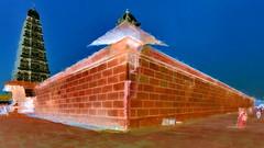 India - Uttar Pradesh - Vrindavan - Rangaji Temple - 05bb (asienman) Tags: india uttarpradesh vrindavan rangajitemple asienmanphotography asienmanphotoart asienmanpaintography