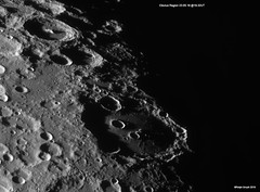 CRATER CLAVIUS & ENVIRONS 23.05.18 @19.32UT (Ralph Smyth) Tags: baader clavius moretus 290mm sct