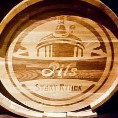 Keg of Pils (Kevin Borland) Tags: poland białystok pils keg brewery