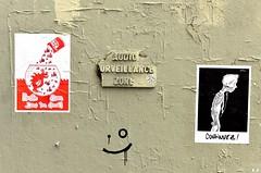 Paris , Street art (pontfire) Tags: paris streetart france dessin arts