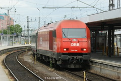 ÖBB 2016 066 München Hbf 06-06-2011 (Alex Leroy) Tags: öbb 2016 066 münchen hbf 06062011