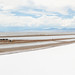 Highway 80 Bonneville Salt Flats