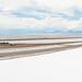 Highway 80 Bonneville Salt Flats