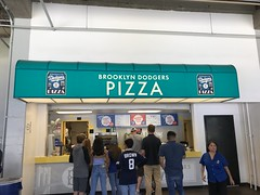 """Brooklyn Dodgers Pizza • <a style=""""font-size:0.8em;"""" href=""""http://www.flickr.com/photos/109120354@N07/42387164092/"""" target=""""_blank"""">View on Flickr</a>"""