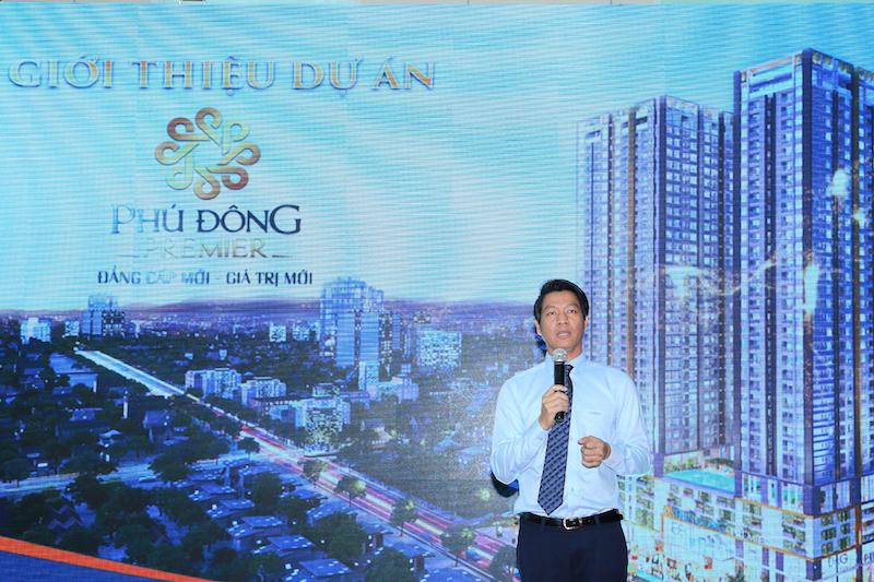 Phú Đông Group ra mắt dự án chuẩn 5 sao Phú Đông Premier với giá bình dân