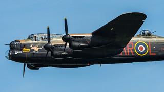 BBMF Avro Lancaster
