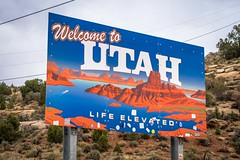 Utah!  Our first time visiting.