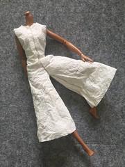 Pattern Experiments Part 2 (TheLadyMatters) Tags: sewing pattern nuface nähen diy schnittmuster fashiondolls fashionroyalty designpattern