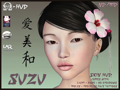 ND/MD Suzu skins (Alea Lamont) Tags: ndmd asian skins chinese women japan japanese teen vista bento heads thai females