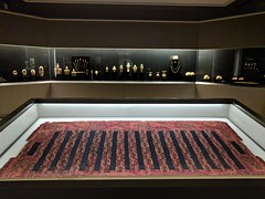 Funeral Rites Collection Room (koukat) Tags: madrid museum america museo travel viaje sur south espana spain