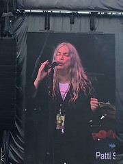 Patti Smith (@WineAlchemy1) Tags: pattismith allpointseast hackney london victoriapark rocknroll gig festival music live