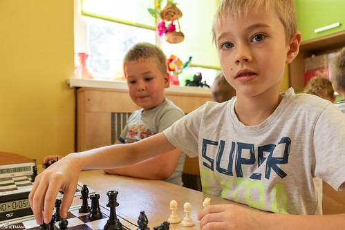 X Szachowe Mistrzostwa Przedszkola Miejskiego Nr 6-30