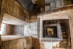 Sienne Torre del Mangia (françoispeyne) Tags: florence sienne toscane envoyage escalier siena toscana italie it