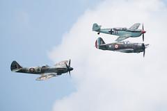 _DSH8322.jpg (sylvainbenoist) Tags: hispanoaviacion curtissh75hawk c ha1112buchon aviation h spitfire s curtiss supermarine constructeur avion avions
