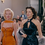 Marilyn Monroe, Jane Russell,