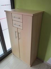"Schuhschrank in kanad. Ahorn echtholzfurniert • <a style=""font-size:0.8em;"" href=""http://www.flickr.com/photos/162456734@N05/42734426181/"" target=""_blank"">View on Flickr</a>"
