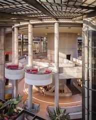 Westin Bonaventure (Chimay Bleue) Tags: westin bonaventure midcentury modern modernism modernist design architecture architect concrete brutalist brutalism los angeles la portman