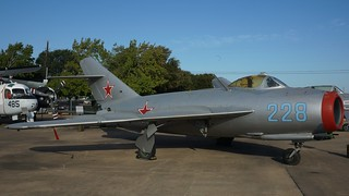 PZL-Mielec Lim-5 (Mikoyan-Gurevich MiG-17F) in Addison