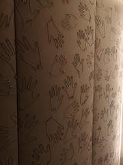 2018-06-FL-191922 (acme london) Tags: bondstreet botique changingrooms embroideredwalls fabricwalls interiordesign london retail shop stellamccarney stitchedwalls
