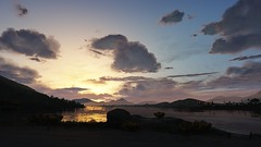 Daybreak | GTAV (Razed-) Tags: morning clouds salton sea blaine county sunrise california los santos san andreas grand theft auto v gtav rockstar games naturalvision remastered