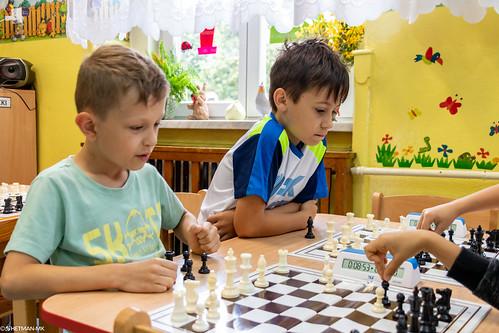 V Turniej Szachowy o Mistrzostwo Przedszkola Miejskiego Nr 1-1
