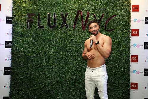 FLUX New York City Launch