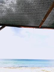 ⛱️ (__jo_) Tags: greece hellas macedonia agiasma summer summervibes sun sea sealife beach beachlife blue sky skyporn clouds cloud
