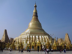Shwedagon Pagoda Yangon (D-Stanley) Tags: shwedagon pagoda yangon myanmar burma buddha