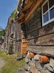 Geiranger (ineowsianny63) Tags: norwegianbarn norwegiancottage norway noorwegen barn cottage woodenhouse geiranger ios iphone8plus