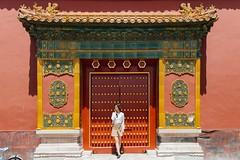 模特 (ericeb5) Tags: shanghai beijing dongbei dalian shenyang dashiqiao yingkou asia people street kungfu karate streetphotography portrait portraitphotography skyline city