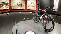 ChicSciMus_106_ArtofBicycle (AgentADQ) Tags: art bicycle museum science industry chicago illinois velocipede