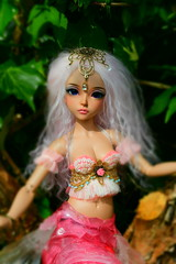 Beautiful Scarlet (alina82roberts) Tags: tanminifee fairylandbjd fairyland bjd bjddoll bjdmd's mad minifeeliria