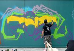 BIG#9 juin 2018 Lille-056 (CZNT Photos) Tags: alaincouzinet artmural big cznt epsilone flow graff hiphop lille lillemoulins murspeints rendezvoushiphop saintsauveur streetart