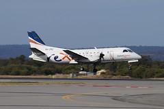 VH-ZRC Regional Express Saab 340 (johnedmond) Tags: perth ypph westernaustralia rex saab 340 australia aviation aircraft aeroplane airplane airliner plane sel55210 55210mm ilce3500 sony