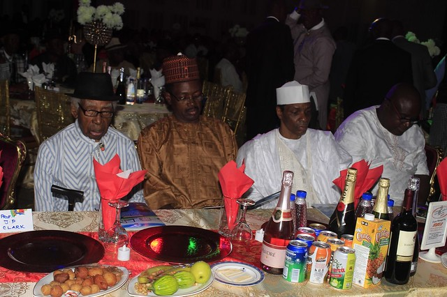 HSDickson- State Banquette in Honour of Gen. Gowon. 13th July 2017