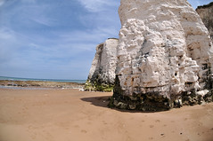 DSC_4912 (Thomas Cogley) Tags: botany bay seaside sea front seafront beach cliff chalk shore formation