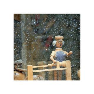 Par la fenêtre de l'artisan...