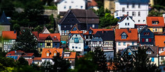 OLD TOWN (PetschoX5) Tags: petscho freedomstreaming photography canon 700d oldtown altstadt bund house tiltshift miniatureworld