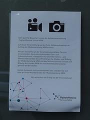 Single Opt-Out (mkorsakov) Tags: dortmund city innenstadt unionviertel fzw zettel flyer info hinweis datenschutz dsgvo optout