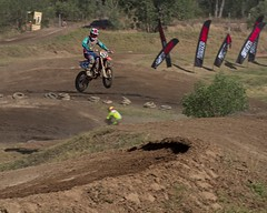 Look at me! (noompty) Tags: airoh mx motocross motorcycleracing motorcycle tivoli queensland pentax k1 on1pics photoraw2018 hddfa70200mmf28eddcaw